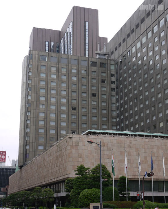 帝国ホテル東京 ビル
