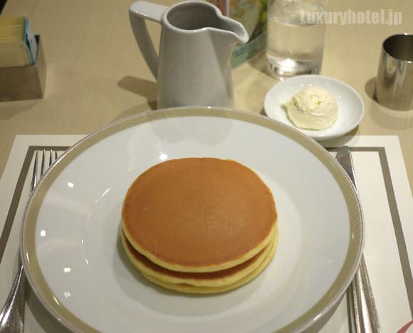 帝国ホテル東京 パンケーキ届いた