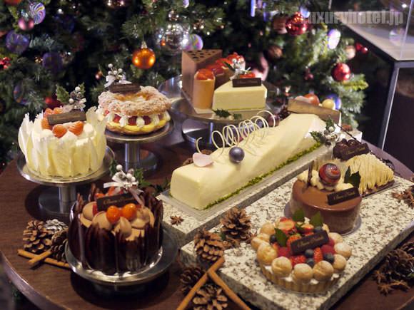グランド ハイアット 東京 クリスマスケーキ