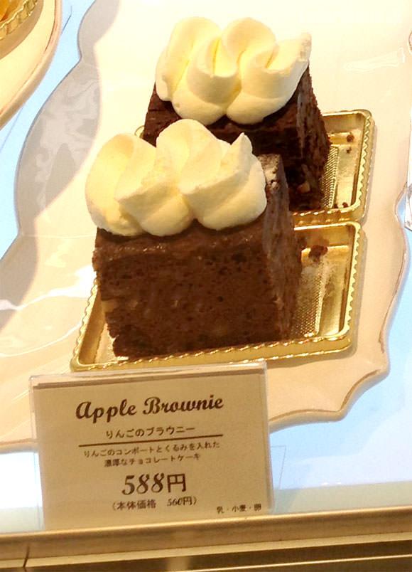 銀座三越 シファーズ ケーキ