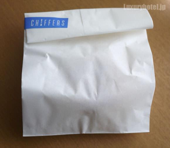 銀座三越 シファーズ 紙袋