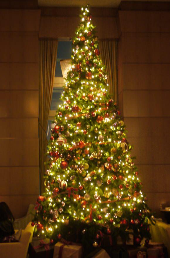 ザ・リッツ・カールトン東京 クリスマスツリー