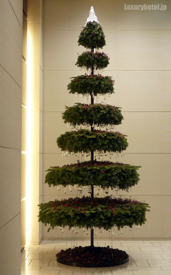 コンラッド東京 クリスマスツリー