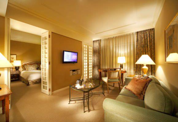 ホテル西洋銀座 スイートルーム