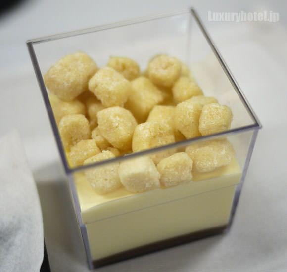 JAL ファーストクラス 機内食 デザート
