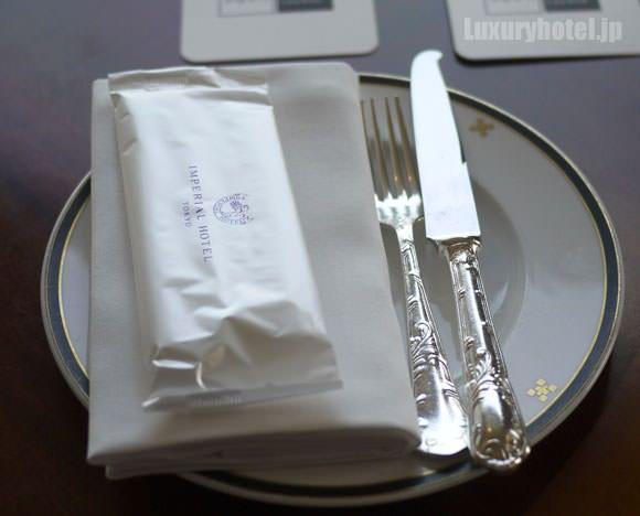 帝国ホテル 食器