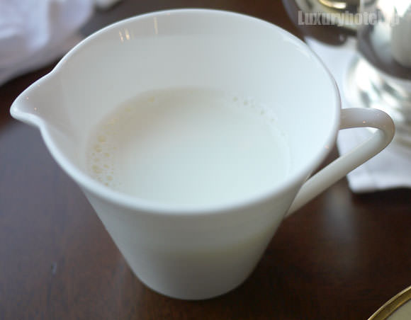 ミルクティー用のミルク