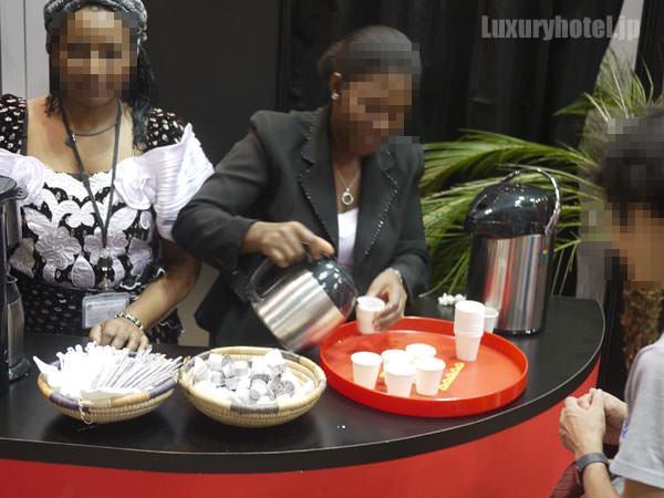 ガーナのコーヒー
