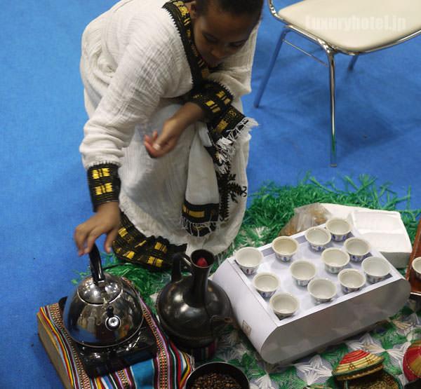 アフリカのお茶