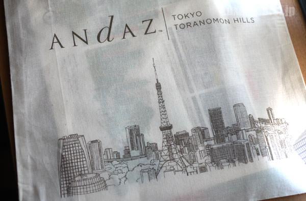 アンダーズ東京 布袋