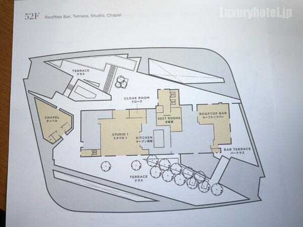 52階 フロアガイド