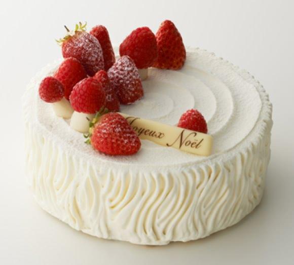 マンダリン オリエンタル 東京 ストロベリーショートケーキ