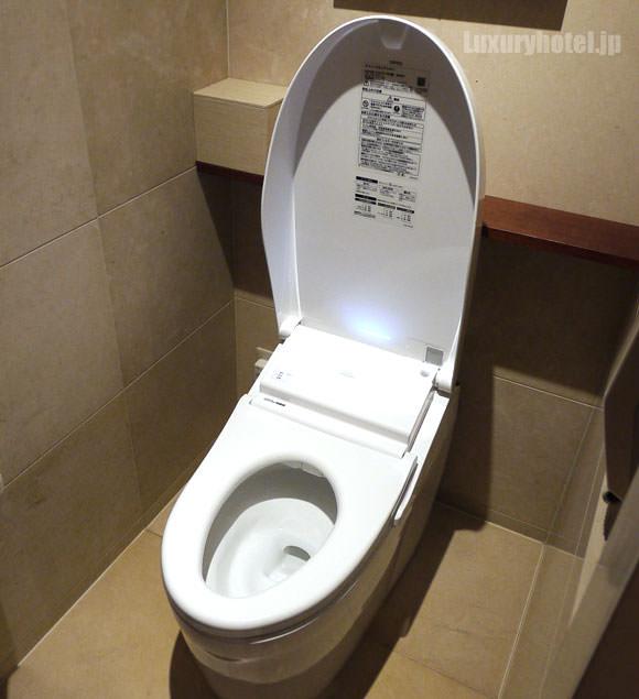 グランド ハイアット 東京 トイレ