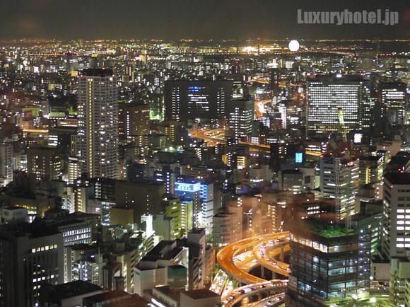 マンダリン オリエンタル 東京 ケシキ 夜景2