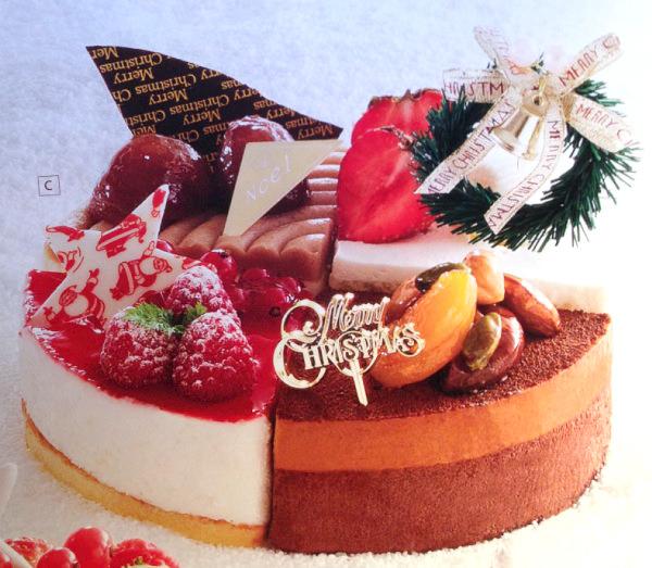 ホテル西洋銀座 クリスマススペシャリテ