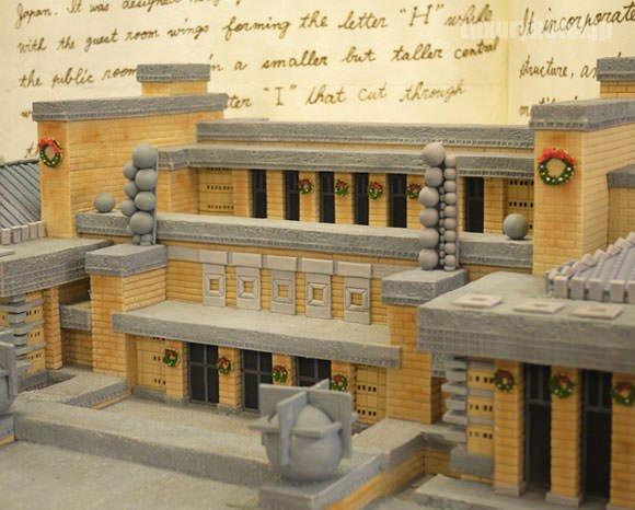 スイーツアート 帝国ホテル 旧ライト館