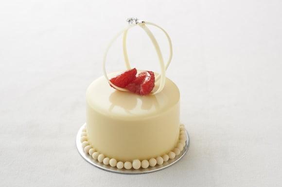 グランド ハイアット 東京 ホワイトデーのケーキ アネッロ