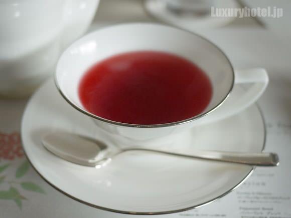 パレスホテル東京 アフタヌーンティー 紅茶