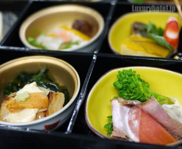 JALビジネスクラス機内食BEDD 和食 9つの小鉢膳 拡大画像