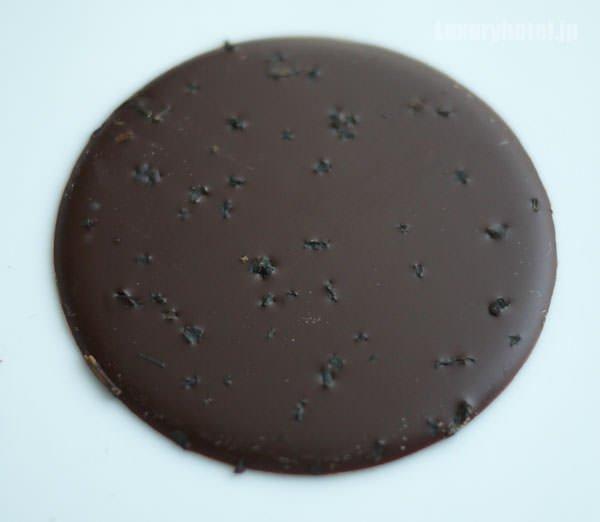 ジャンポールエヴァンのチョコレート パレ「パレ ノワール アールグレイ」