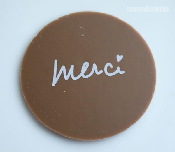 ジャンポールエヴァンのチョコレート パレ「パレ LCFS メルシー」