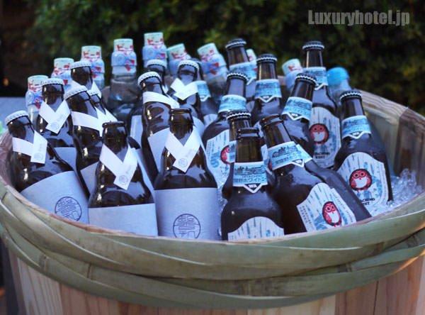 六緑 和ビールとして各地のクラフトビールを提供