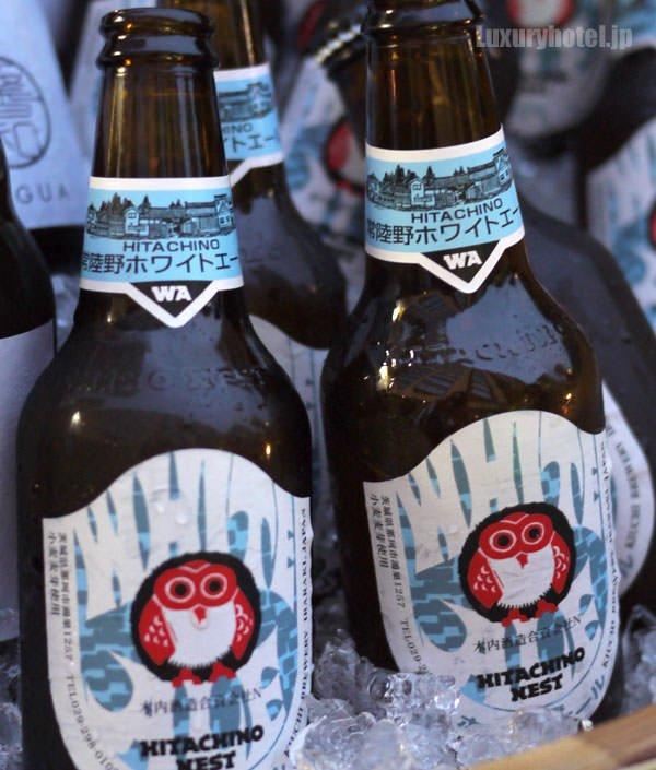 六緑 常陸野ネストビール ホワイトエール