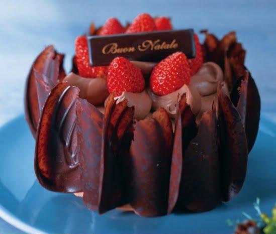 グランド ハイアット 東京 クリスマスケーキ シャンティショコラ