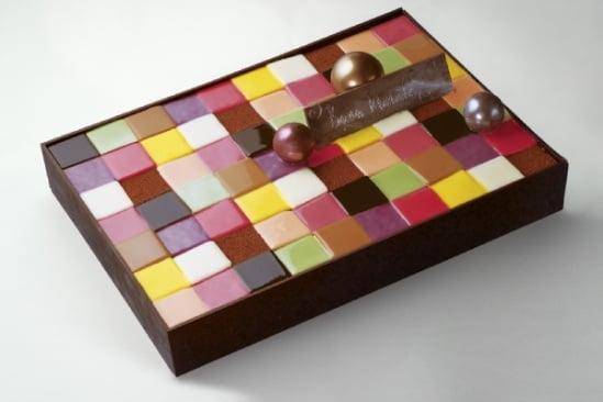 グランド ハイアット 東京 クリスマスケーキ【新作】モザイクケーキ