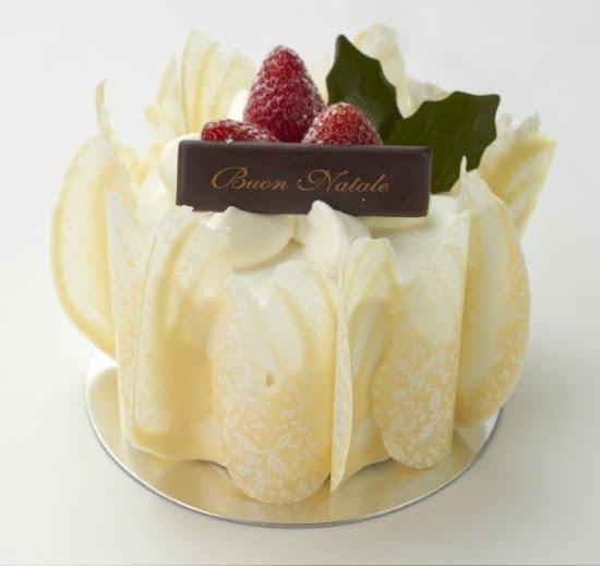 グランド ハイアット 東京 クリスマスケーキ ストロベリーショートケーキ