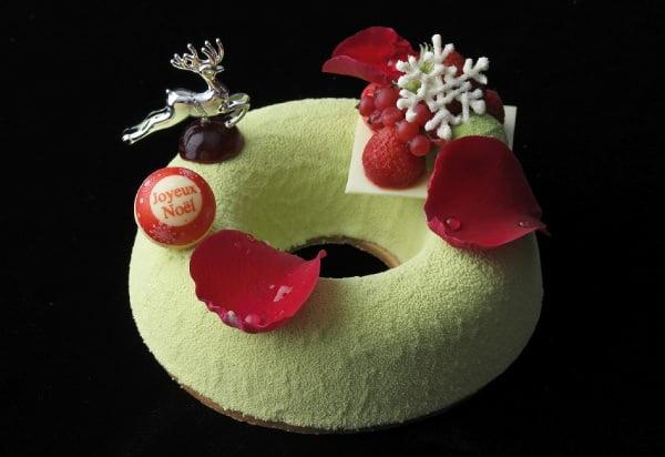 パレスホテル東京 クリスマスケーキ クロンヌ・ド・ノエル