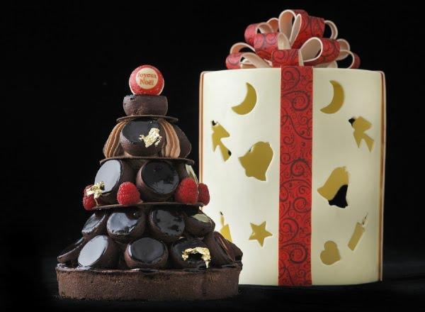パレスホテル東京 クリスマスケーキ エモーション