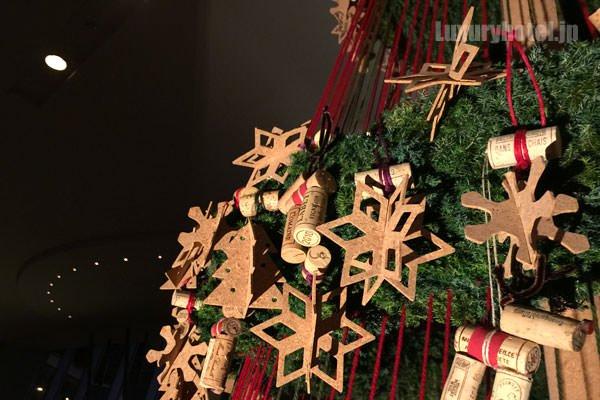 グランド ハイアット 東京 クリスマスツリー