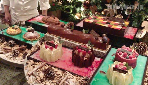 グランド ハイアット 東京 クリスマスケーキ一覧画像