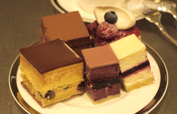 グランド ハイアット 東京 クリスマスケーキ試食