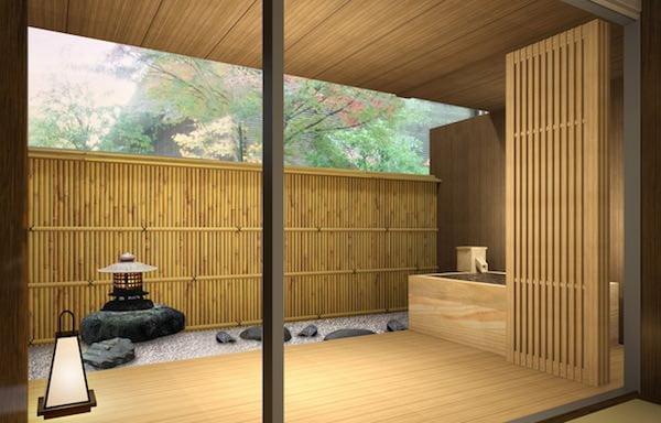ラグジュアリーコレクションホテル京都 部屋画像2
