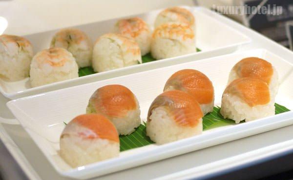 手毬り寿司