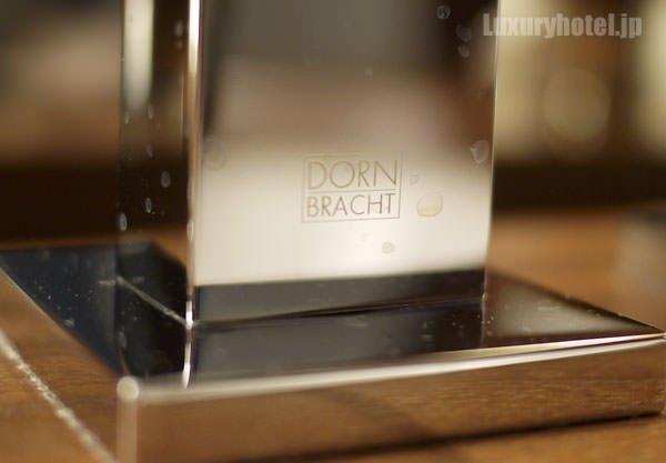 蛇口のメーカーはDORN BRACHT社