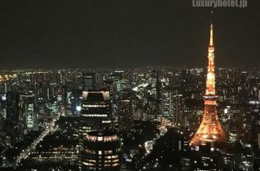アンダーズ 東京 夜景画像