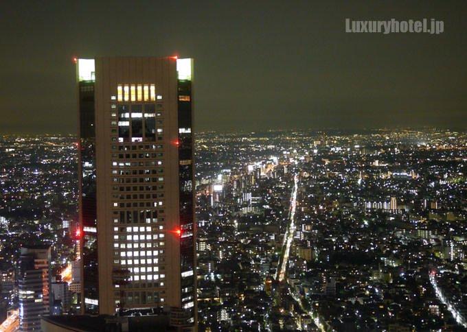 パーク ハイアット 東京 夜景画像