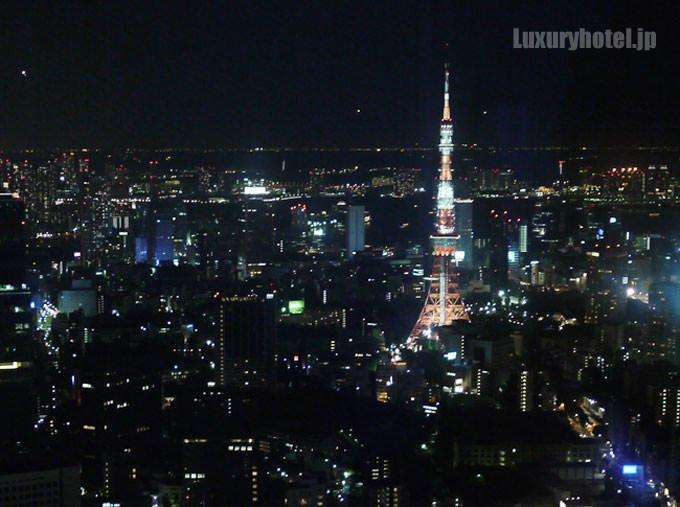 ザ・リッツ・カールトン東京 夜景画像