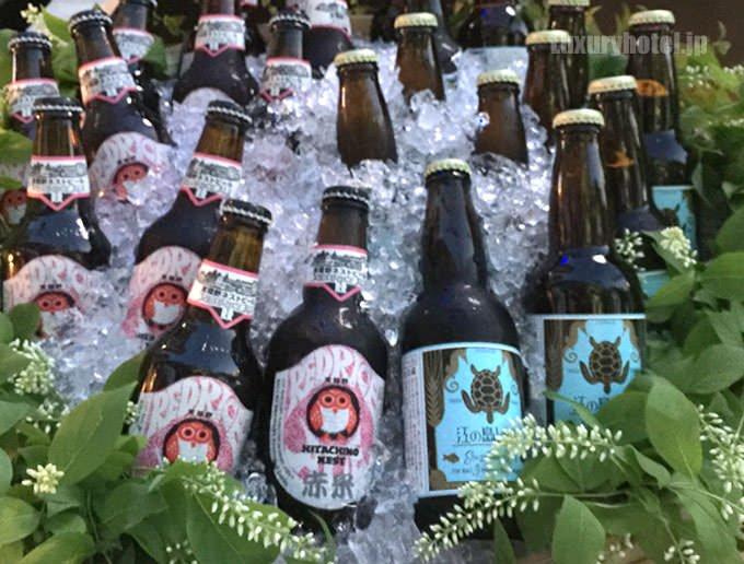 六緑で提供される「和ビール」