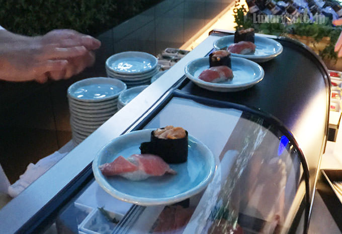 六緑の寿司