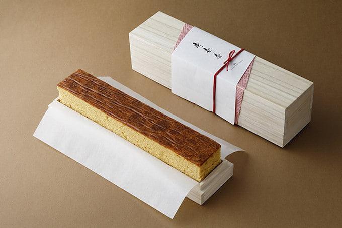 パレスホテル東京 日本酒ケーキ「壱ノ壱ノ壱」