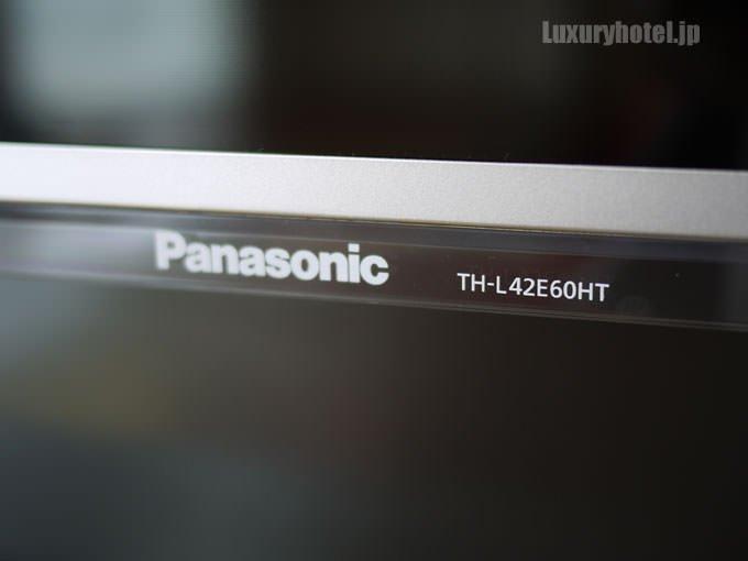 テレビはパナソニックのTH-L42E60HT