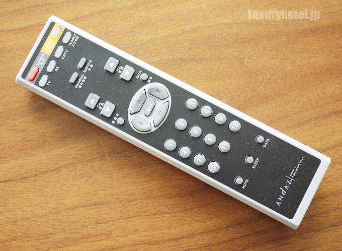 アンダーズ 東京 宿泊記14 ネット接続やテレビの機能など タイトル画像
