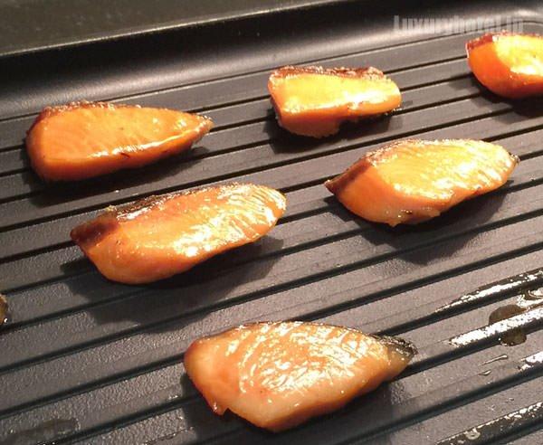 鮭のグリル