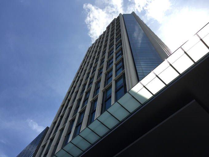 二子玉川エクセルホテル東急が入っている楽天ビル