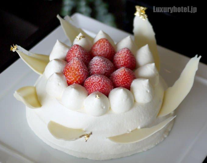 パレスホテル東京 ストロベリーショートケーキ