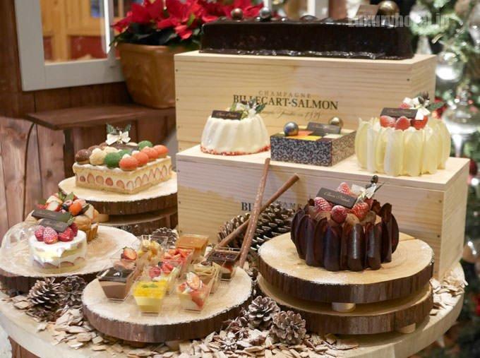 グランド ハイアット 東京 2015クリスマスケーキ一覧画像